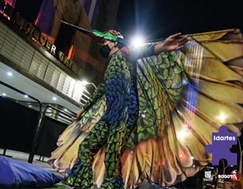 Idartes lanza Portafolio para la cultura 2021