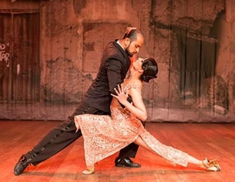 Ciclo de Tango en la Factoría Tino Fernández