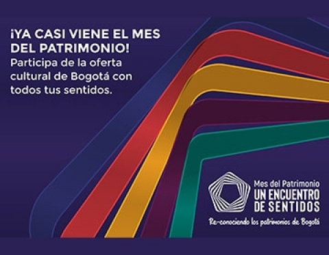 Bogotá celebra el Mes del Patrimonio Cultural
