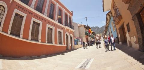 La Fundación Gilberto Alzate Avendaño cumple 50 años de labores
