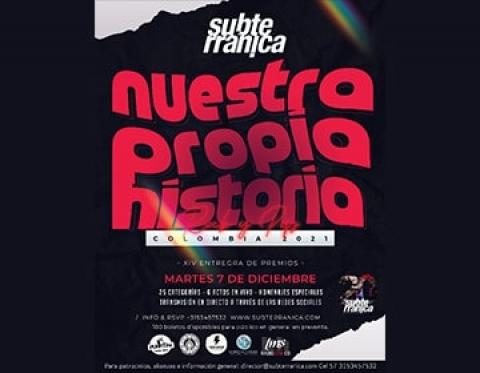Premios Subterránica, cada vez más fuertes