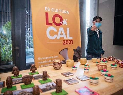 """""""Es Cultura Local"""" regresa con más de $27.100 millones para la reactivación del sector cultural de Bogotá"""