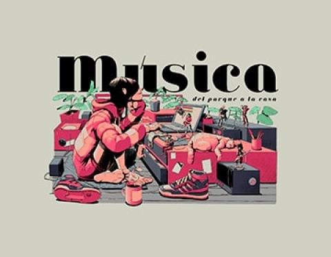 Música del Parque tendrá los mejores del sello Gaira Música