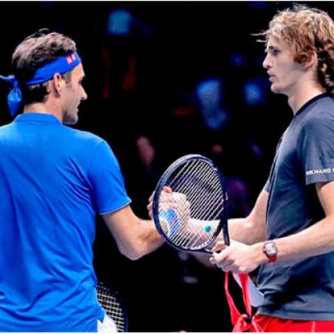 Federer vs Zverev: Duelo Histórico en Tierra de Campeones