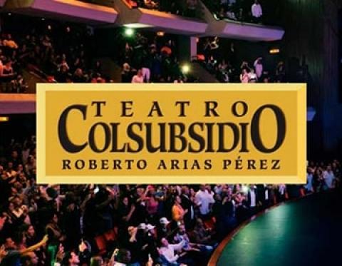 Teatro Colsubsidio con nominado en Grammy Latino
