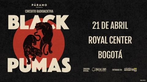 El rock soul de Black Pumas por primera vez en Colombia