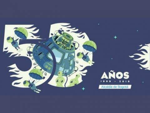 Planetario de Bogotá, 50 años