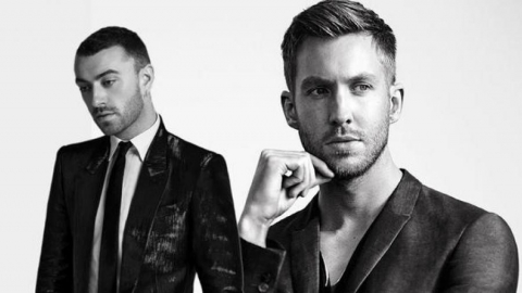 Calvin Harris y Sam Smith: Juntos son dinamita rítmica